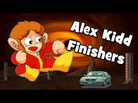 Alex Kidd Mortal Kombat Finishers thumbnail