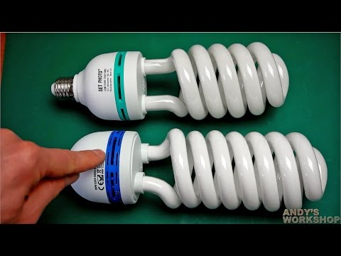Don't buy this! ebay rip-off 135W bulb exposed.