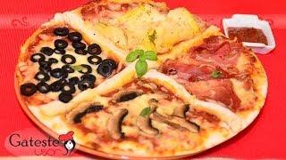 Reteta de Pizza Quattro Stagioni