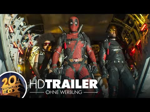 Deadpool 2 | Offizieller Trailer 3 | Deutsch HD German (2018)