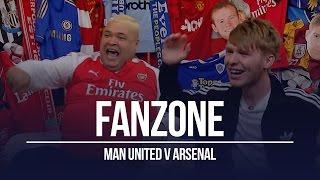 FanZone | Man Utd 3-2 Arsenal with Heavy D & Gaz from FullTimeDevils