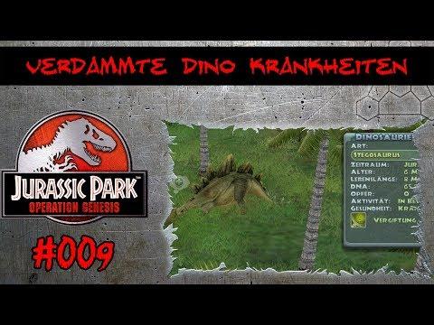 Jurassic Park: Operation Genesis [#009] - Epidemien, Krankheiten und Seuchen