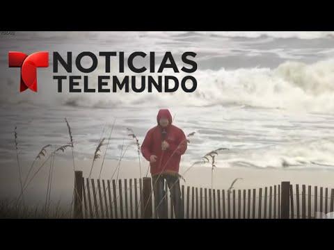 El huracán Michael se acerca a las costas de Florida como categoría 4   Noticiero   Telemundo