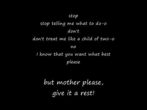 Soundtrack Artists - Mama, I'm A Big Girl Now Lyrics ...