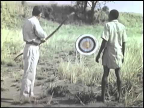 Moments of Truth Part 1 Hunting Elephant with a Recurve Bow!