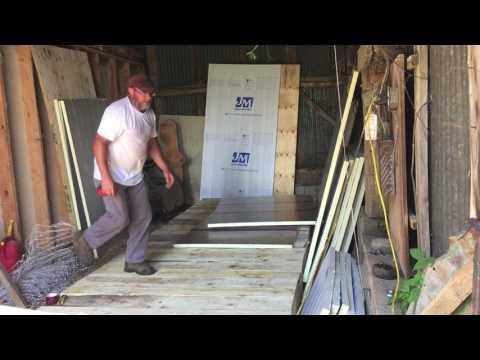 Building my second kiln