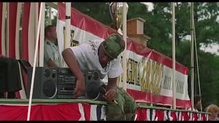 Финальный отрывок, Кадеты выступают на соревнованиях (Майор Пейн/Major Payne)1995