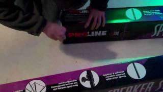 Unboxing of the Proline Speaker Stands!!!