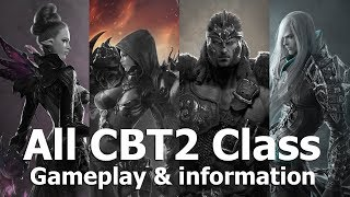Lost Ark - CBT2 All Classes Gameplay & Information!