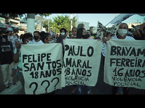 AFP Português: Vidas pretas importam | AFP