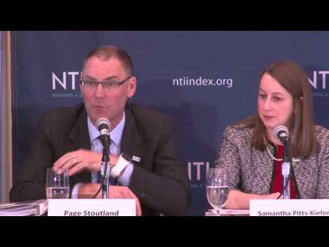 Audience Q&A at the Launch of the 2016 NTI Nuclear Security Index