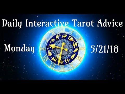 5/21/18 Daily Interactive Tarot Advice