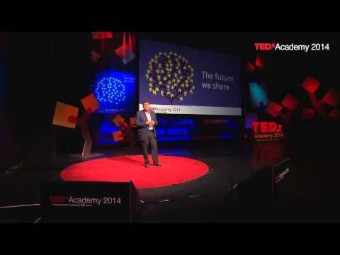 The two faces of Greece | Alexis Papahelas | TEDxAcademy