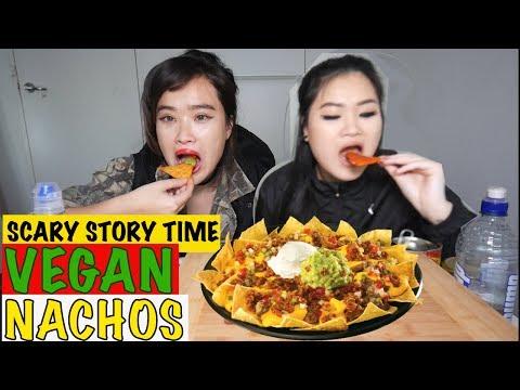 Vegan Nacho | Mukbang | Vegan Week