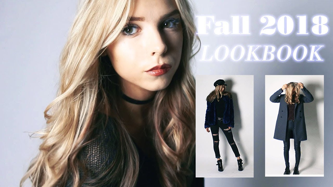 FALL TO WINTER 2018 LOOKBOOK| 6 CASUAL OUTFIT IDEAS 1