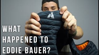 What happened to Eddie Bauer?...A LostBoyFindings Gear Review!