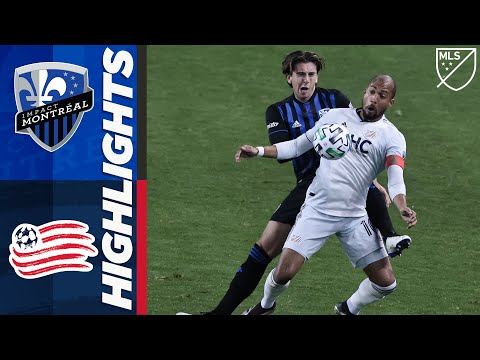 Montreal Impact New England Goals And Highlights