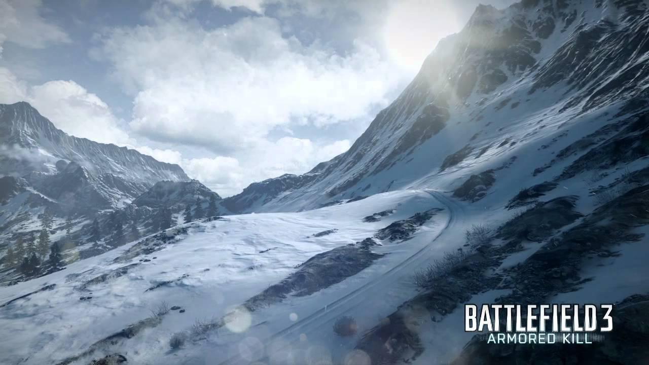 Battlefield 3: Armored Kill | Alborz Mountains Flythrough - Battlefield 3: Armored Kill | Alborz Mountains Flythrough