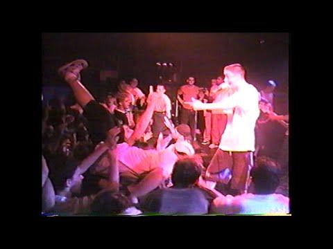 Sick of it All @ Saratoga Winners 12-1994