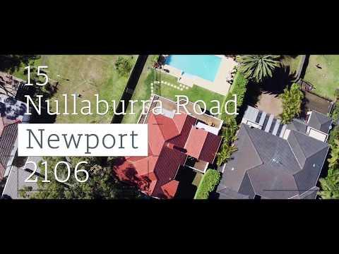 15 Nullaburra Road, Newport  |  James Hayward & Tim Mumford