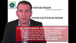 Cristóbal Rojas Pleno Abril 2014 SENTENCIAS