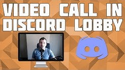 How to Create a Public Video Call on Discord! Public Channel Video Call!