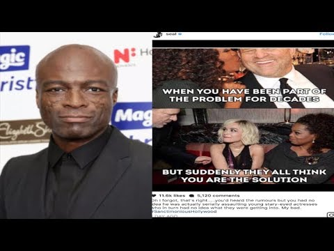 Seal GOES OFF On Oprah Concerning Her Friendship With Harvey Weinstein ☕