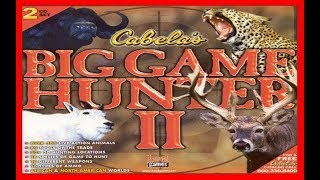 Cabela's Big Game Hunter 2 1998 PC