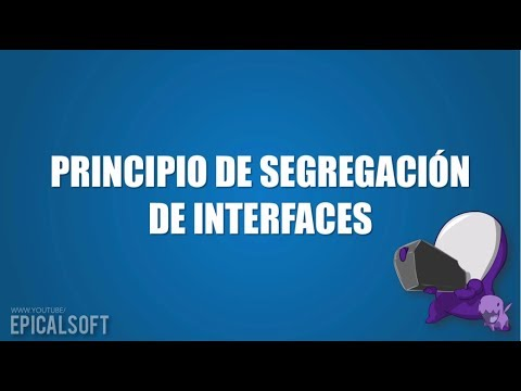 [.NET] Principio de Segregación de Interfaces (I)