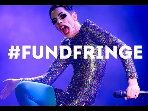 #FundFringe: Support the Future of Brighton Fringe