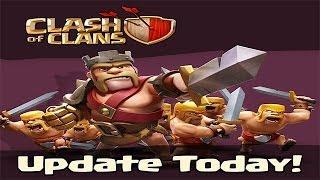 Clash Of Clans-Mise a jour Mai 2014: second village, amélioration guerre des clans...