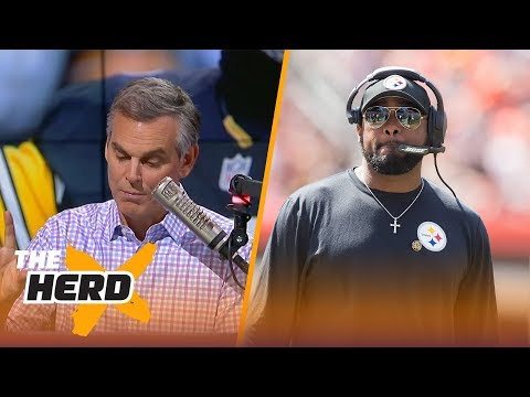 Mike Tomlin actually hurting the Pittsburgh Steelers? | THE HERD