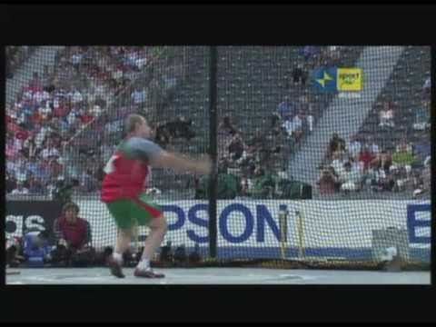 Hammer Throw Final IAAF World Champs Berlin 2009