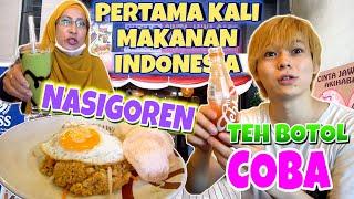 Saya belajar bahasa Indonesia #12-PERTAMA KALI MAKANAN INDONESIA-