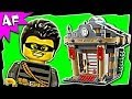 Lego City MUSEUM BREAK IN 60008 Stop Motion Build Review mp3