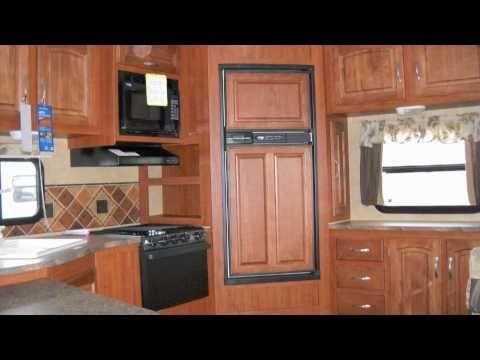 2011 Jayco Eagle 26 5 Rks Fifth Wheel Super Lite Ht Camper
