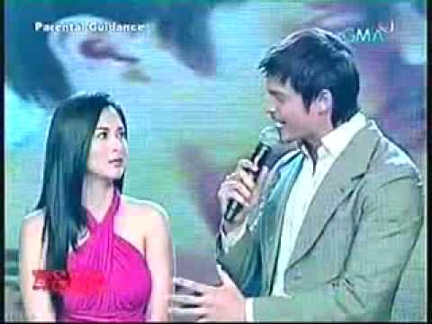 Marian Rivera and Dingdong Dantes -Messages for each others