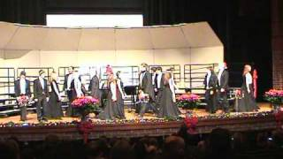 Blue Valley West Chamber Choir - Button up Your Overcoat