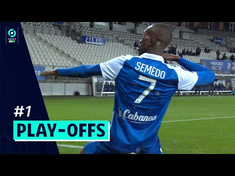 Grenoble Paris FC Goals And Highlights