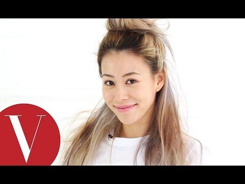 Dizzy 蔡詩芸 Stray Love MV包子頭影音教學|女星請分享 | VOGUE