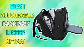 Best Affordable Backpack For Travel-Nigeer NIG-1755 | Best Product