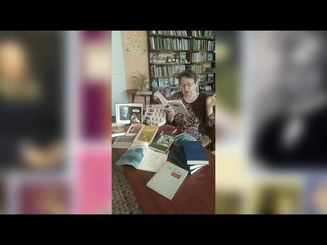 Майя Шарагина читает произведение «Соловьи» (Бунин Иван Алексеевич)