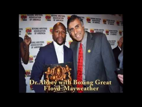 Floyd Mayweather Boxing Great Receives his 3rd Boxing Writers Association of America Award