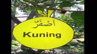 Lagu bahasa arab ( warna-warna)