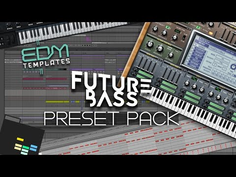 2k17 Future Bass Preset Pack for Sylenth1 [FREE DOWNLOAD]