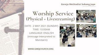 Sunday Worship Service 2021-05-02