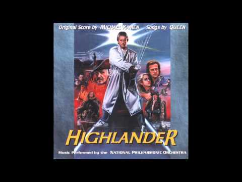 Highlander | Soundtrack Suite (Michael Kamen)