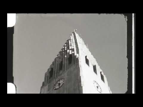 8mm Film Footage of Reykjavik - The Time Traveling Tourist: Reykjavik