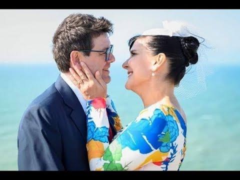 """이다도시, 노르망디서 열린 결혼식 현장 공개 """"노르망디에서 결혼했어요"""""""