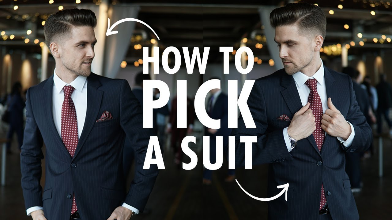 How to pick a suit - Men s formal and business casual suits for spring d7438a1df